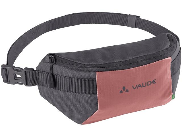 VAUDE Tecomove II City Waist Bag, dusty rose
